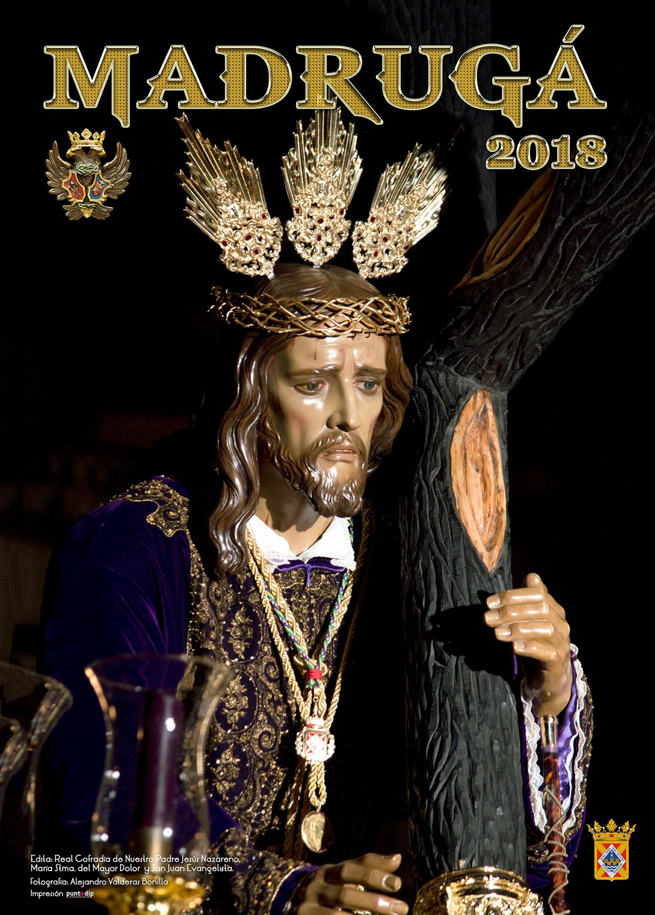 Cartel Madrugá 2018